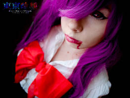 Tokyo Ghoul - Rize Kamishiro attempt