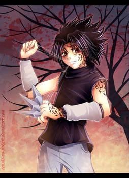 Sasuke - Cursed