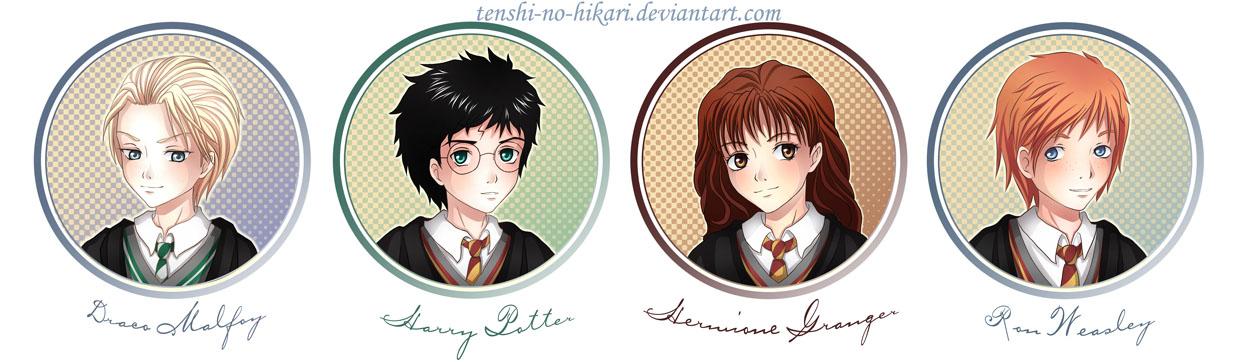 HP 2 by Tenshi-no-Hikari