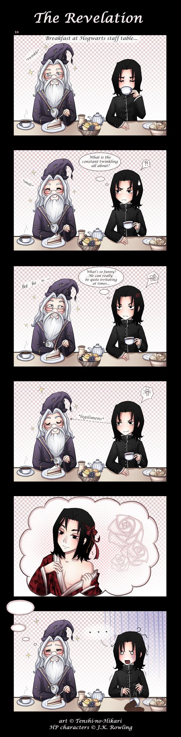 HP - The revelation by Tenshi-no-Hikari