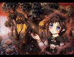 Our beautiful world by Tenshi-no-Hikari