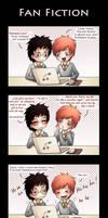 HP - Fan Fiction