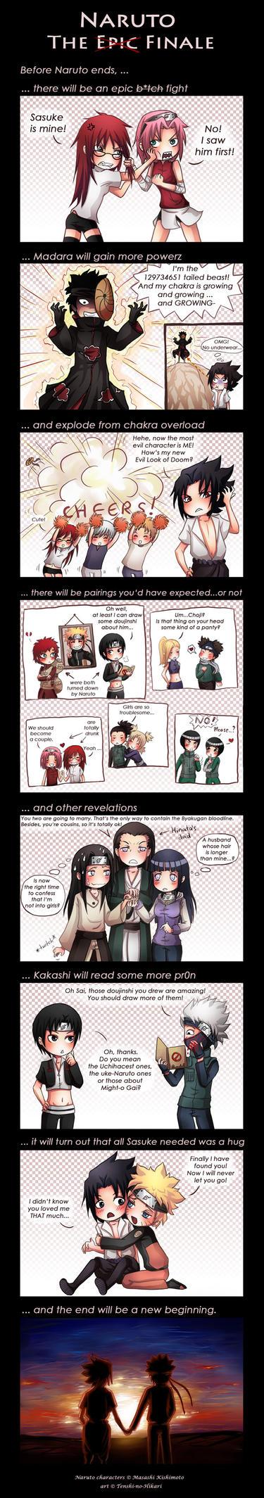 Naruto - The epic finale by Tenshi-no-Hikari