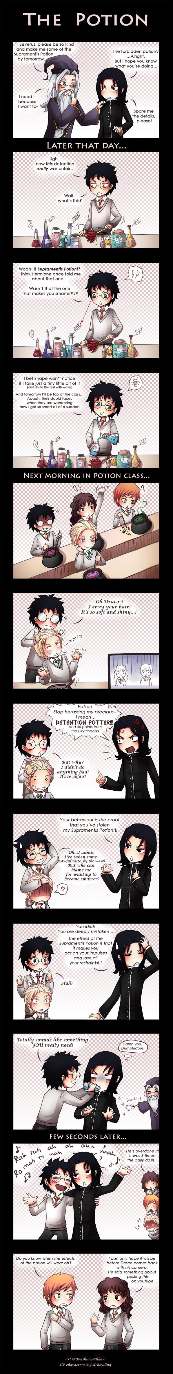 HP - The potion by Tenshi-no-Hikari