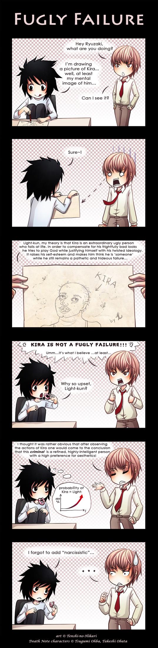 DN - Fugly Failure by Tenshi-no-Hikari