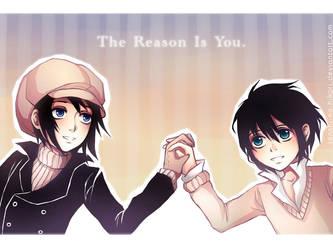 Nabari :The Reason Is You: by Tenshi-no-Hikari