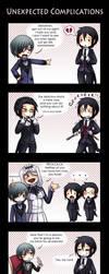 Kuro- Unexpected complications by Tenshi-no-Hikari