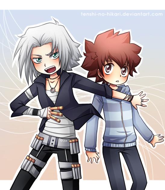 KHR - I will protect you by Tenshi-no-Hikari