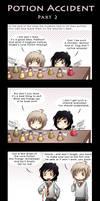 HP - Potion accident -part 2-