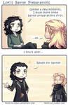 Loki's battle preparations