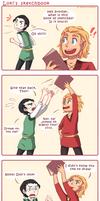 Loki's sketchbook