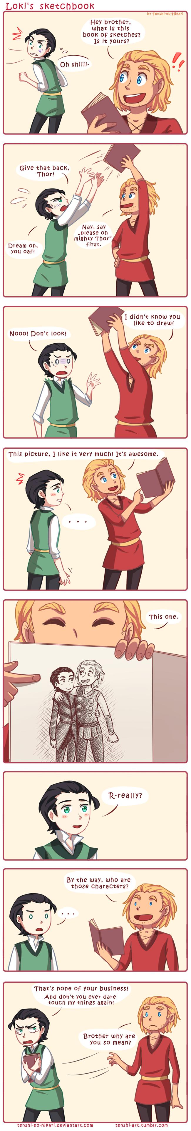 Thor    Mostly Loki favourites by EternalLove56 on DeviantArt