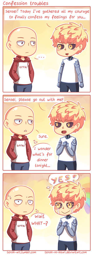 OPM - Confession troubles