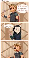 Thor 3 - The hug