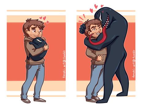 symbrock hugs by Tenshi-no-Hikari