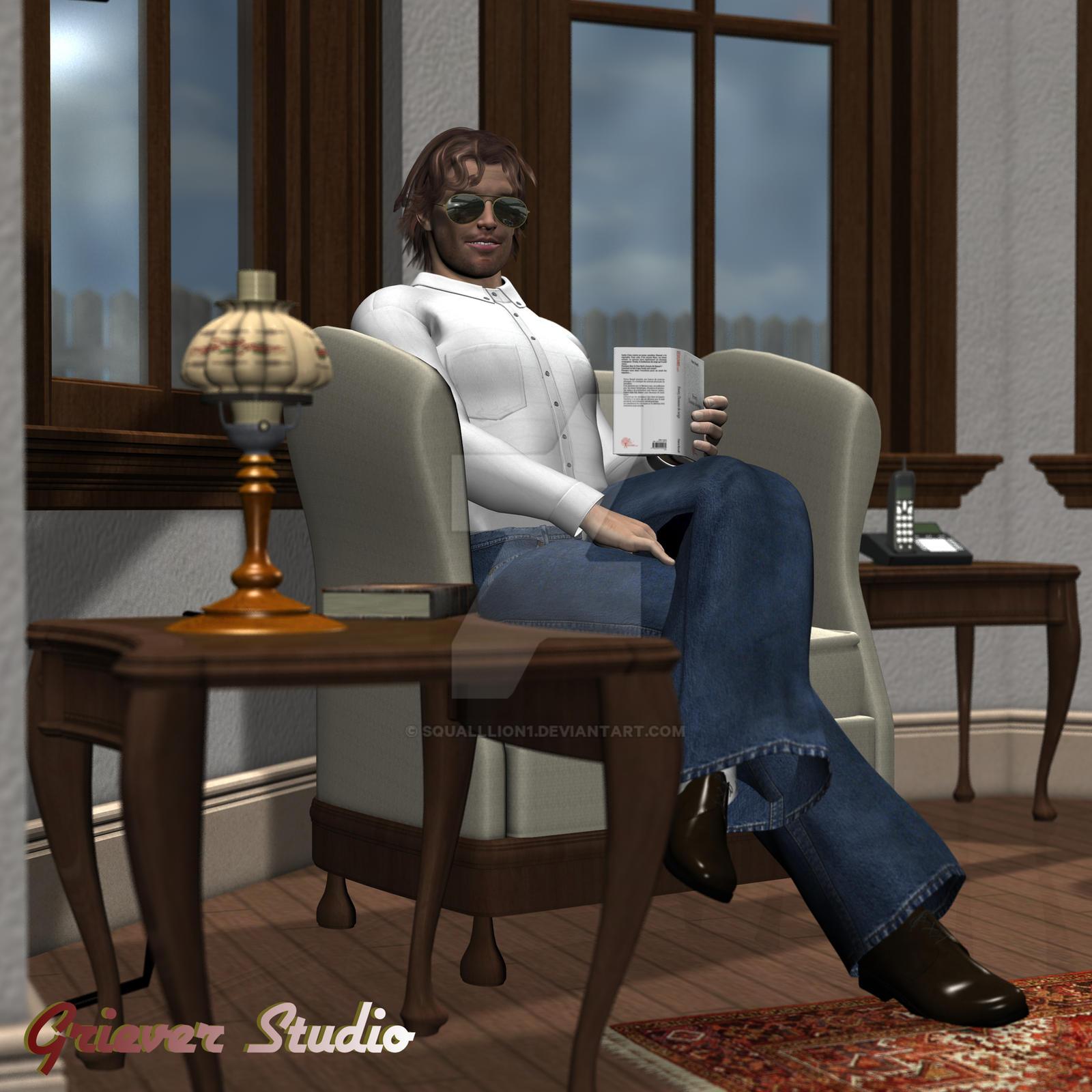 SquallLion1's Profile Picture