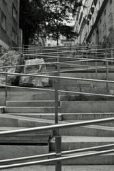 Stairs by Mayerkoarl