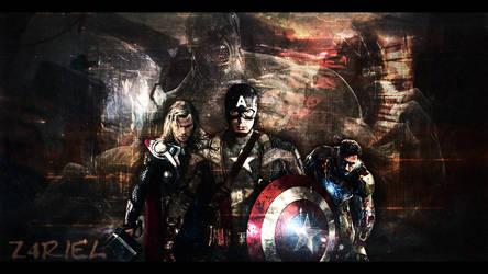 Avengers by Z4RIEL