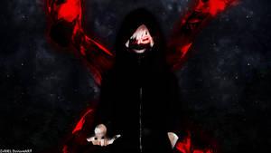 Wallpaper - Kaneki Ken [Tokyo Ghoul] by Z4RIEL