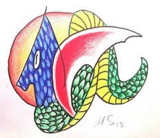 2018 dragon tattoo