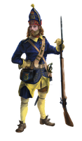 Carolean Grenadier Detour