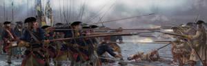 Battle of Helsingborg (1710) - Jonkoping Regemente
