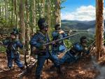Bavarian 5th Jager Battalion - Summer 1870