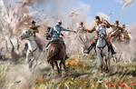 Battle of Mars La Tour (august 16 1870)