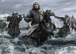 Birger Jarl lands in Finland by ManuLaCanette