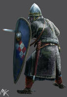 Crusader Knight (1st Crusade)