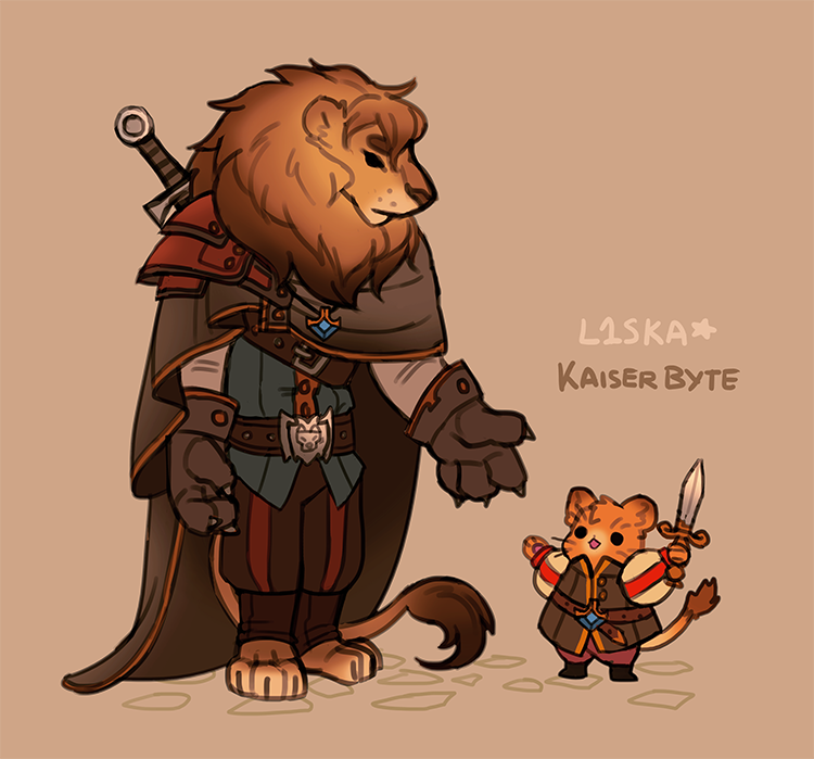 Custom for KaiserByte by L1SKA