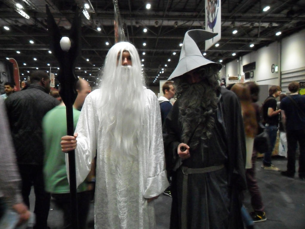 MCM Expo London October 2014 12 by SEGA2009