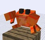 Alehalah's Tikicraft: Crab