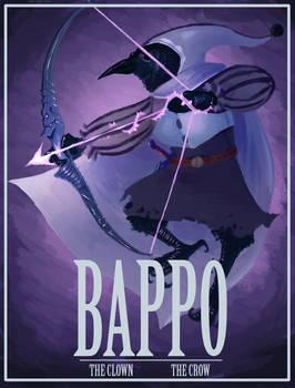 DnD: Bappo, The Clown/Crow