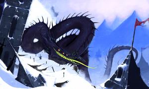 DnD: Calimbau the dragon necromancer