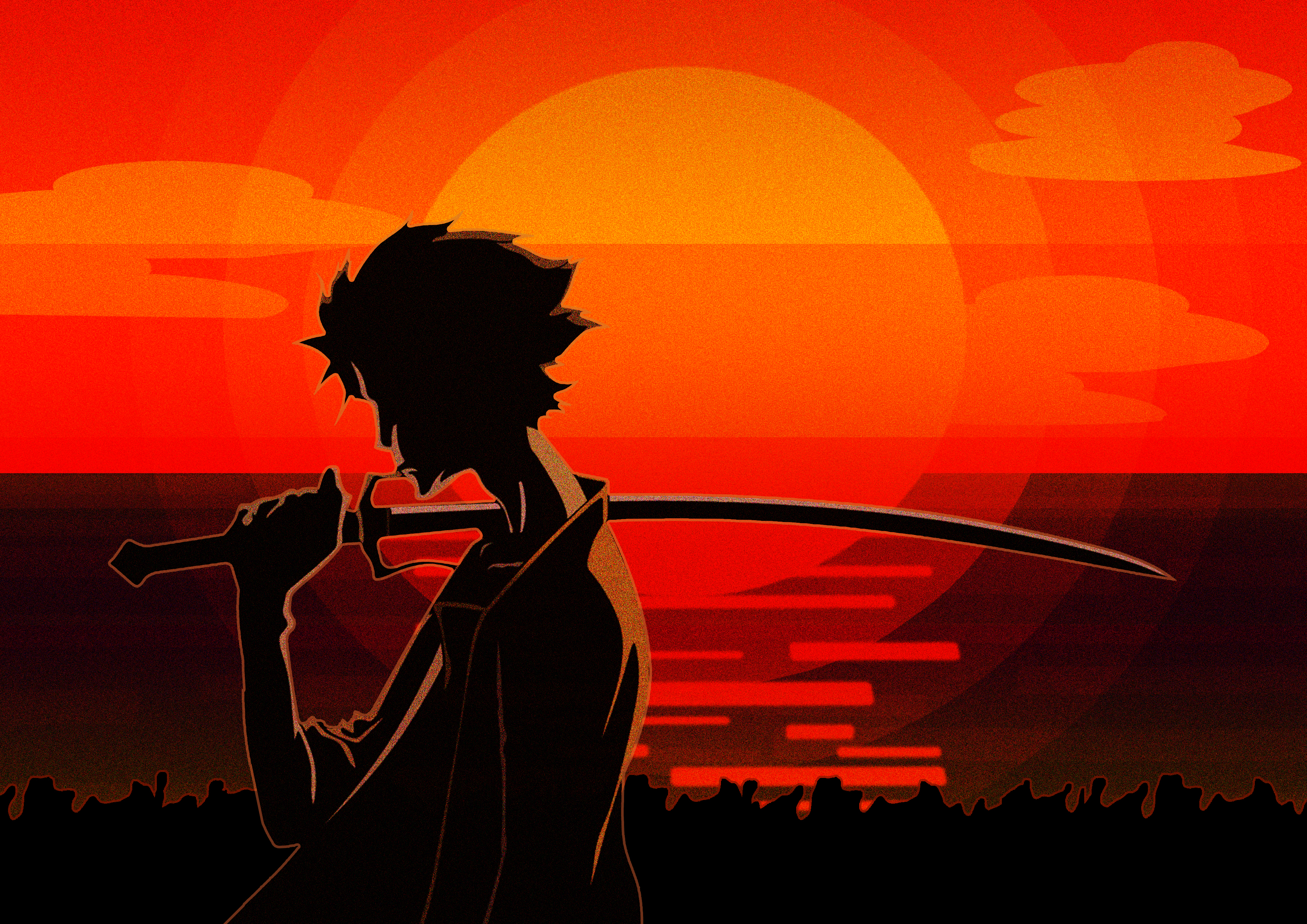 mugen_s_sunset__samurai_champloo__by_hat