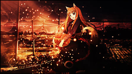 Wheatlands [Spice and Wolf] by HatsOff-Designs