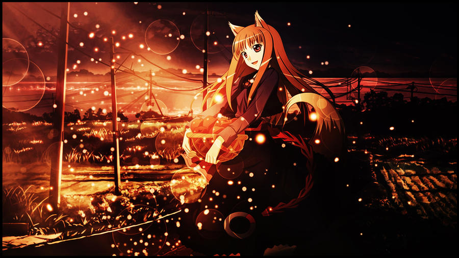 Wheatlands Spice And Wolf By HatsOff Designs