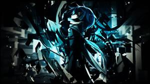 Broken Shell [Sword Art Online] by HatsOff-Designs