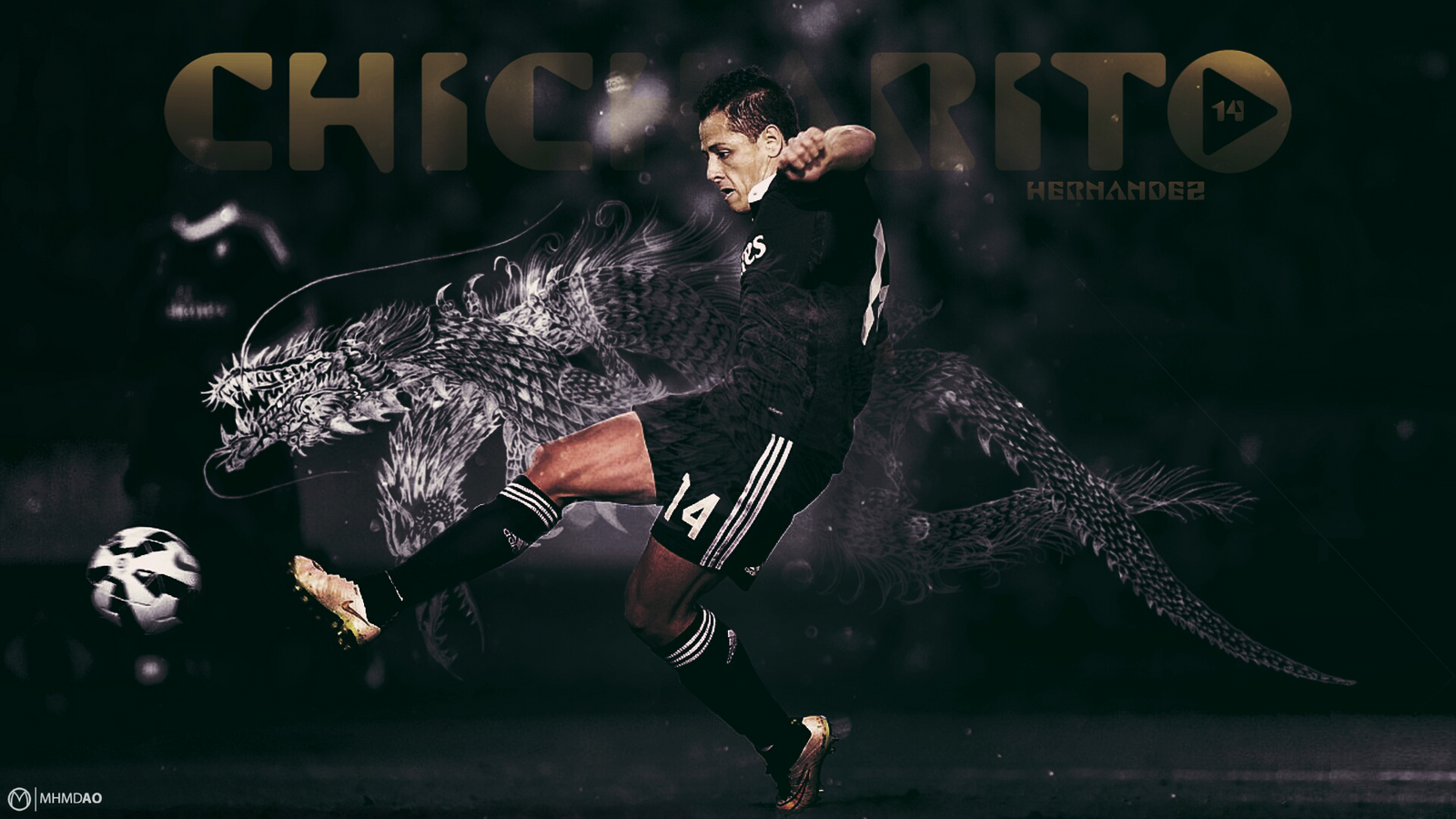 Chicharito Hernandez 2015 Wallpaper