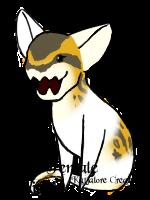 lizziecat1279: Piyeria by Katjalore-Creatures