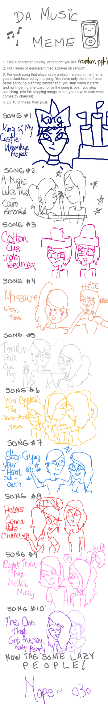 Music Maymay by Stephaniffic