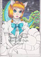 Yasutaka WIP by Black-Feather