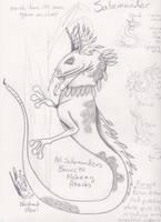 Mabi Salamander by Black-Feather