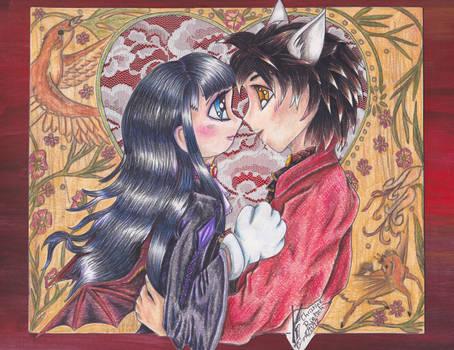 Izao and Saguro of Mabinogi