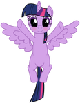 Princess Twilight is going to hug you