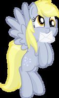 Professional delivery pony by transparentpony