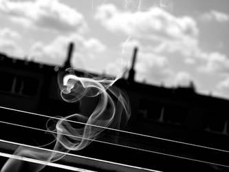 smoke by AylaBlack