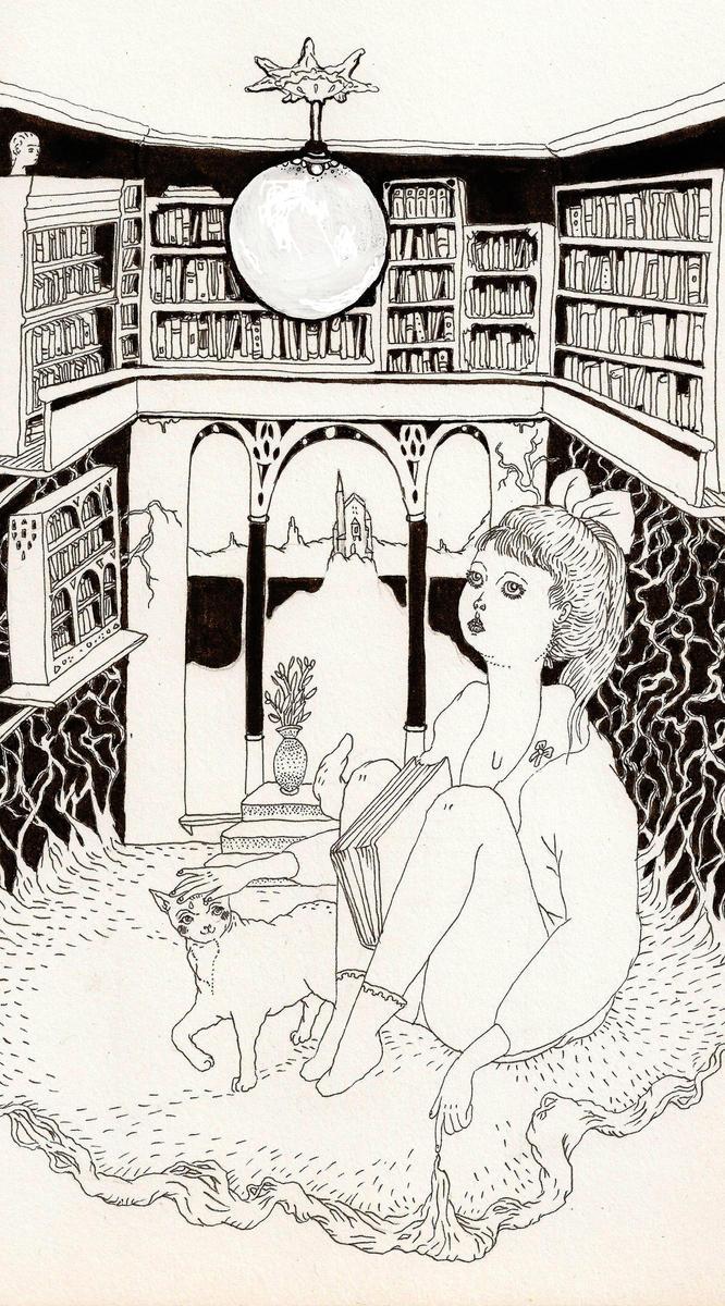 library. by platzkia