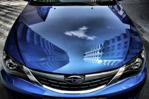 Subaru Impreza by Tagirov